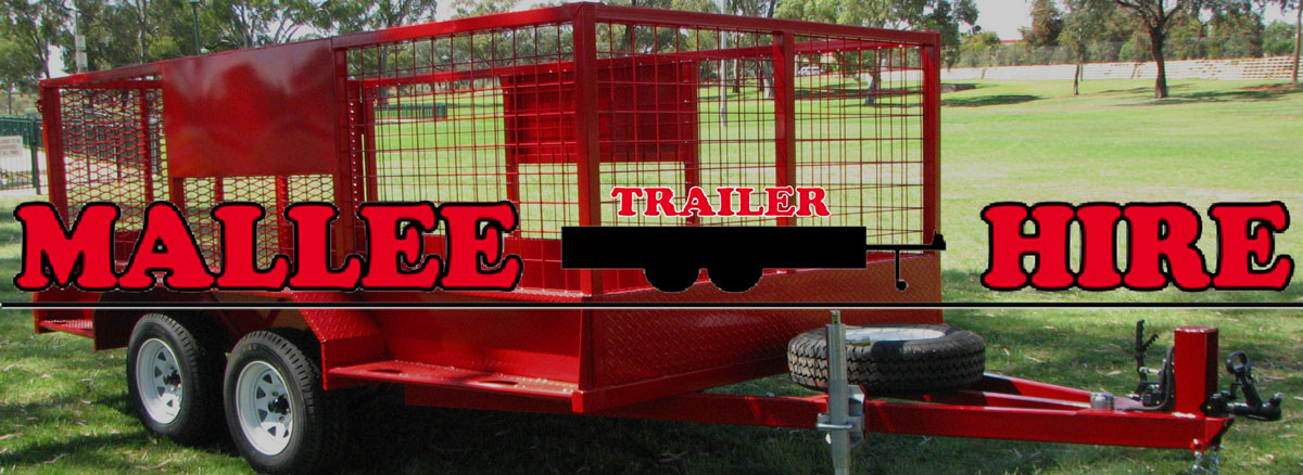 Mallee Trailer Hire Logo